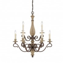Savoy House Europe Mallory 9 Light Chandelier