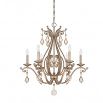 Savoy House Europe Rothchild 6 Light Chandelier
