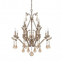 Savoy House Europe Rothchild 8+4 Light Chandelier