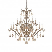 Savoy House Europe Rothchild 10+5 Light Chandelier