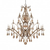 Savoy House Europe Rothchild 24 Light Chandelier