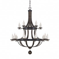 Savoy House Europe Alsace 15 Light Chandelier 1
