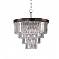 Savoy House Europe Tierney 6 Light Chandelier