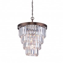 Savoy House Europe Tierney 4 Light Chandelier