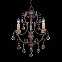 Savoy House Europe Elizabeth 3 Light Chandelier