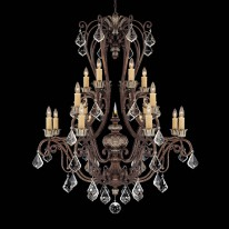 Savoy House Europe Elizabeth 16 Light Chandelier