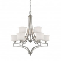 Savoy House Europe Terrell  9 Light Chandelier