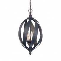 Savoy House Europe Carmel 3 Light Hanging Lamp