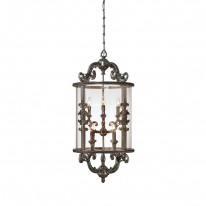 Savoy House Europe Athena 8 Light Hanging Lamp