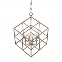 Savoy House Europe Halston 4 Light Hanging Lamp