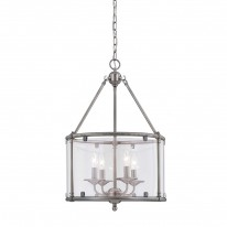 Savoy House Europe Foxcroft 4 Light Hanging Lamp