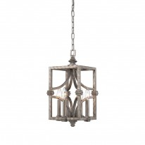 Savoy House Europe Structure 4 Light Hanging Lamp