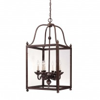 Savoy House Europe Crabapple 6 Light Hanging Lamp