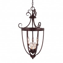 Savoy House Europe Entry Lantern 6 Light Hanging Lamp 6