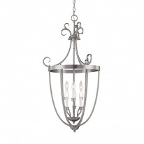 Savoy House Europe Entry Lantern 6 Light Hanging Lamp 9