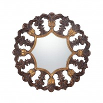 Savoy House Europe Round Mirror