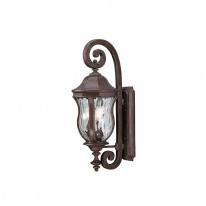 Savoy House Europe Monticello 3 Light Wall Lamp