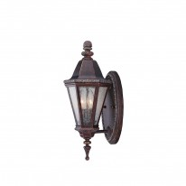Savoy House Europe Canterbury 2 Light Wall Lamp