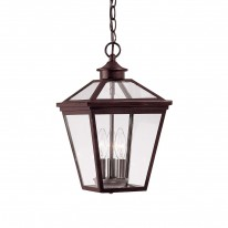 Savoy House Europe Ellijay 3 Light Hanging Lamp