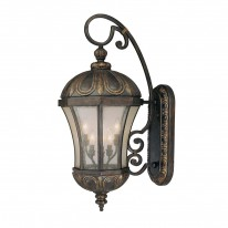 Savoy House Europe Ponce de León 6 Light Wall Lamp