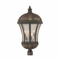 Savoy House Europe Ponce de León 6 Light outdoor Floor Lamp