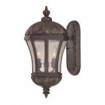 Savoy House Europe Ponce de León 3 Light Wall Lamp