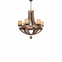 Savoy House Europe Olaf 6 Light Chandelier