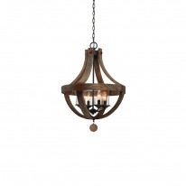 Savoy House Europe Olaf 4 Light Hanging Lamp