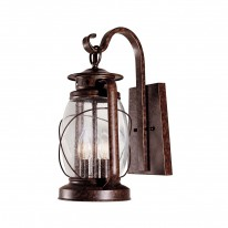 Savoy House Europe Smith Mountain 3 Light Wall Lamp