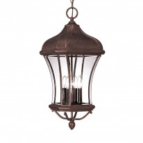 Savoy House Europe Realto 4 Light Hanging Lamp