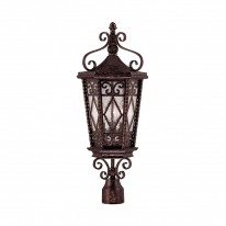 Savoy House Europe Felicity 3 Light Outdoor Floor Lamp