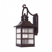 Savoy House Europe Seafarer 3 Light Wall Lamp