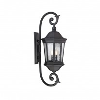 Savoy House Europe Hampden 3 Light Outdoor Wall Lamp