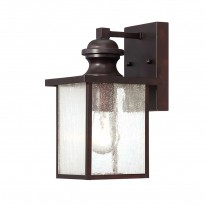 Savoy House Europe Newberry 1 Light Outdoor Wall Lamp