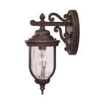 Savoy House Europe Castlemain 1 Light Wall Lamp