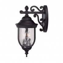 Savoy House Europe Castlemain 3 Light Wall Lamp