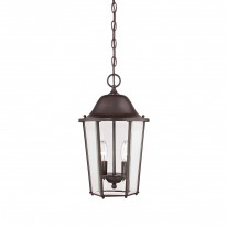 Savoy House Europe Truscott 2 Light Hanging Lamp