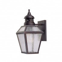 Savoy House Europe Chiminea 1 Light Wall Lamp