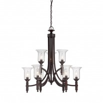 Savoy House Europe Trudy 9 Light Chandelier