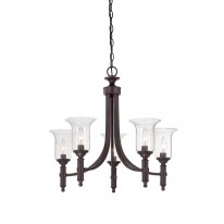 Savoy House Europe Trudy 5 Light Chandelier