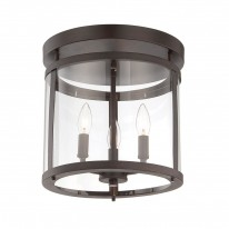 Savoy House Europe Penrose 3 Light Ceiling Lamp