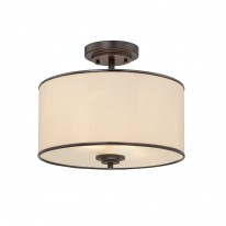 Savoy House Europe Grove 2 Light Semi-Flush