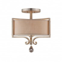 Savoy House Europe Rosendal 2 Light Semi-Flush