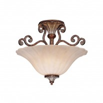 Savoy House Europe Saint Laurence 2 Light Semi-Flush