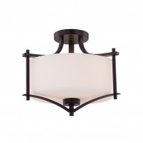 Savoy House Europe Colton 2 Light Semi-Flush