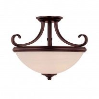 Savoy House Europe Willoughby 2 Light Semi-Flush