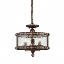 Savoy House Europe Paragon 3 Light Hanging Lamp