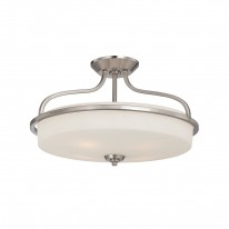 Savoy House Europe Charlton 4 Light Semi-Flush Lamp