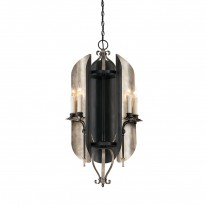 Savoy House Europe Amiena 6 Light Chandelier