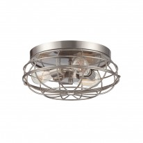 Savoy House Europe Scout 3 Light Ceiling Lamp